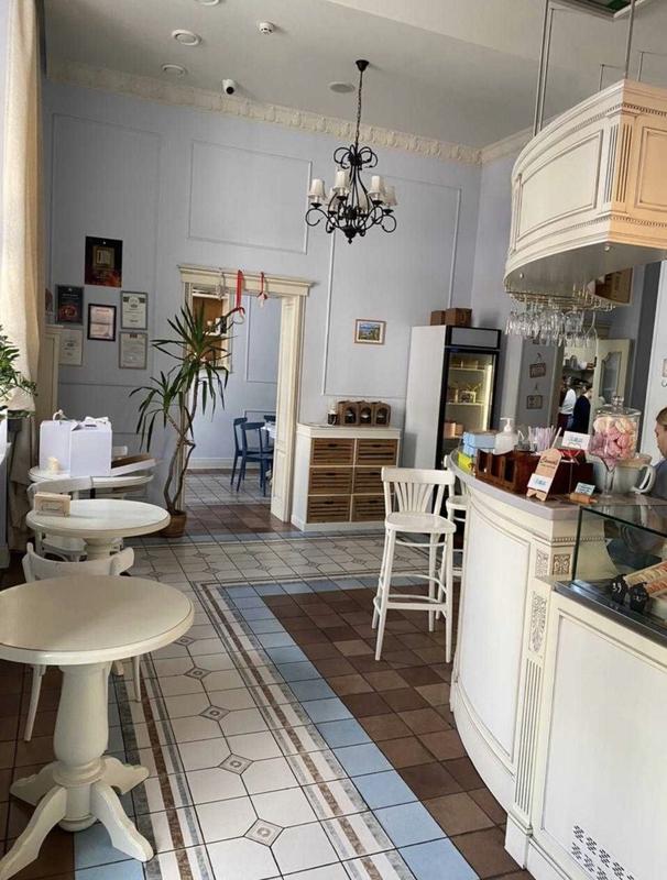 Кафе в Пале-Рояль
