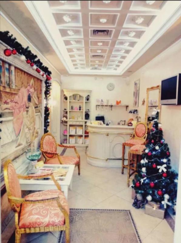 Действующий салон красоты в центре на Преображенской
