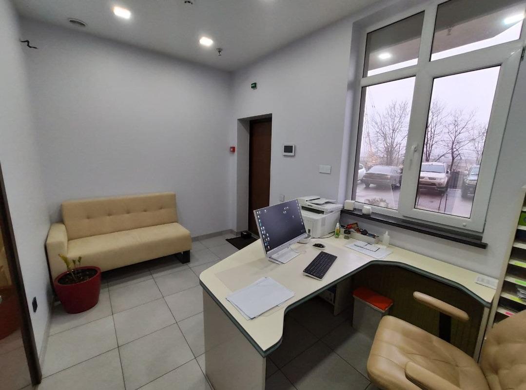 Офис в ЖК Фаворит на улице Артилерийской