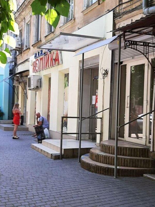Фасадное помещение на ул. Екатериненской
