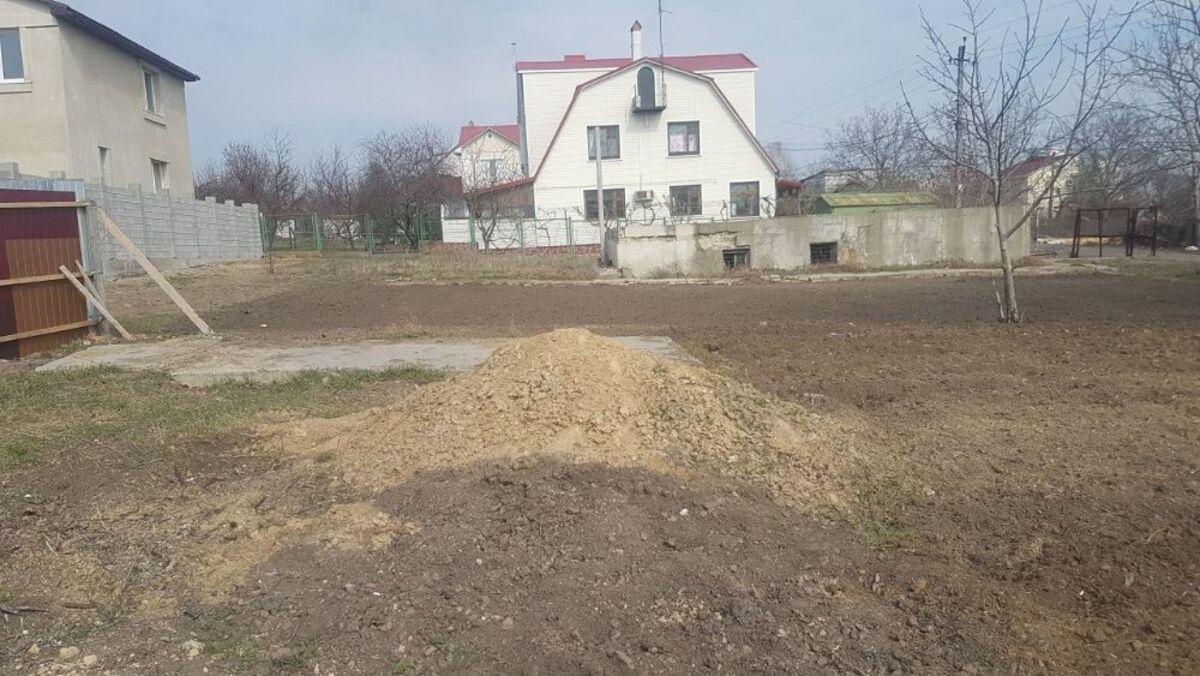 Участок 8.5 соток в Одессе/Черноморке