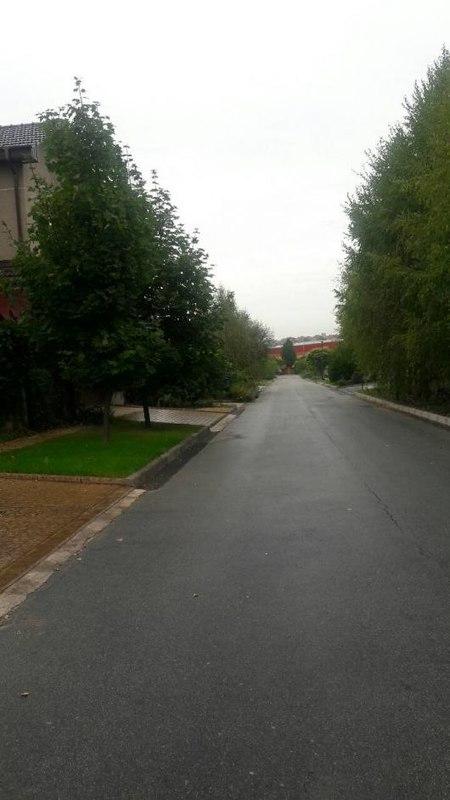 Участок в Совиньоне 3 -Люстдорф .