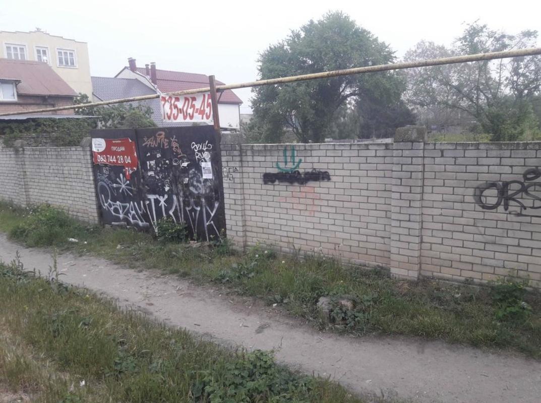 участок 4 сотки на улице  Дмитрия Донского