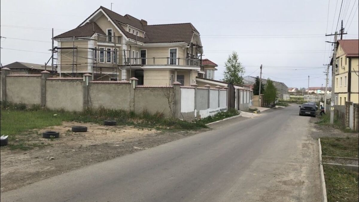 Участок в Черноморке-2